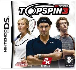 2K Games Top Spin 3 (Nintendo DS)