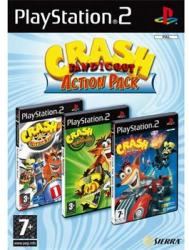 Sierra Crash Bandicoot Action Pack (PS2)