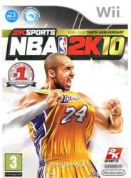 2K Games NBA 2K10 (Nintendo Wii)