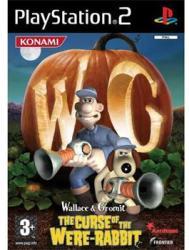 Konami Wallace & Gromit Curse of the Were Rabbit (PS2)