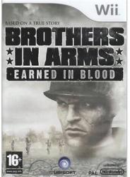 Ubisoft Brothers in Arms Earned in Blood (Wii)