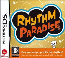 Nintendo Rhythm Paradise (Nintendo DS)