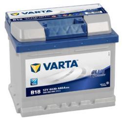 VARTA B18 Blue Dynamic 44Ah EN 440A Jobb+ (544 402 044)
