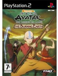 THQ Avatar The Legend of Aang The Burning Earth (PS2)
