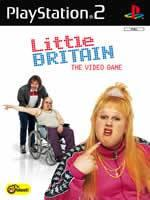 Blast Little Britain: The Video Game (PS2)
