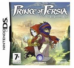 Ubisoft Prince of Persia The Fallen King (Nintendo DS)