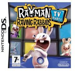 Ubisoft Rayman Raving Rabbids TV Party (Nintendo DS)