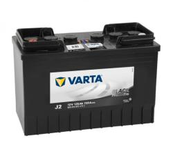 VARTA Promotive Black 12V 125Ah 720A Bal+ (625014072)