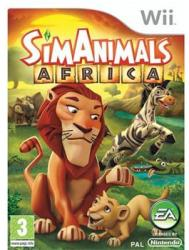 Electronic Arts SimAnimals Africa (Nintendo Wii)