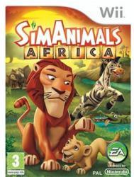 Electronic Arts SimAnimals Africa (Nintendo Wii)