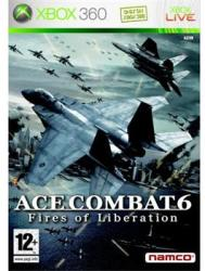 Midway Ace Combat 6: Fires of Liberation (Xbox 360)