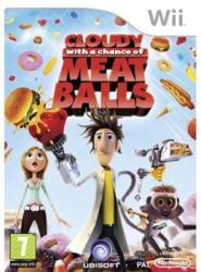 Ubisoft Cloudy with a Chance of Meatballs (Wii)