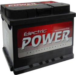 Electric Power 45Ah 360A Jobb+