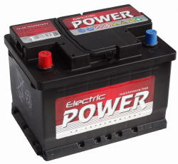 Electric Power 55Ah 420A Bal+