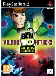 D3 Publisher Ben 10 Alien Force Vilgax Attacks (PS2)