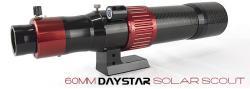 DayStar ST 60/930 SolarScout Carbon H-Alpha Chromosphäre OTA