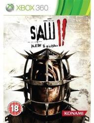 Konami Saw II Flesh & Blood (Xbox 360)