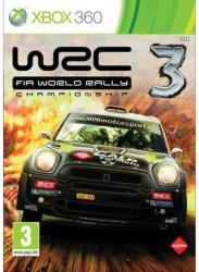 Black Bean WRC FIA World Rally Championship (Xbox 360)