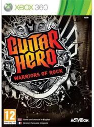 Activision Guitar Hero Warriors of Rock (Xbox 360)