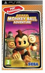 SEGA Super Monkey Ball Adventure (PSP)