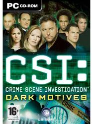 Ubisoft CSI: Crime Scene Investigation Dark Motives (PC)