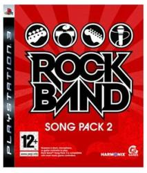MTV Games Rock Band Song Pack 2 (PS3)