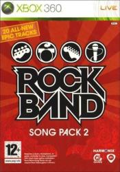 MTV Games Rock Band Song Pack 2 (Xbox 360)