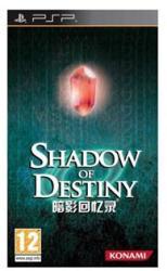 Konami Shadow of Destiny (PSP)