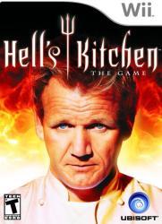 Ubisoft Hell's Kitchen (Wii)