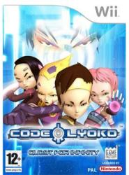 The Game Factory Code Lyoko Quest for Infinity (Wii)