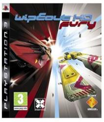 Sony Wipeout HD Fury (PS3)