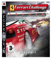 System 3 Ferrari Challenge Trofeo Pirelli Deluxe (PS3)