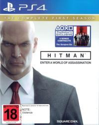 Square Enix Hitman The Complete First Season (PS4)