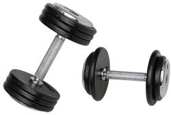 inSPORTline 35 kg kézisúlyzó