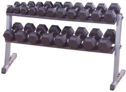 Body-Solid GDR60 széles súlyzóállvány