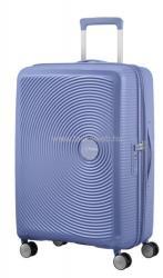 American Tourister Soundbox - bővíthető, négykerekű közepes bőrönd 67 (32G**002)