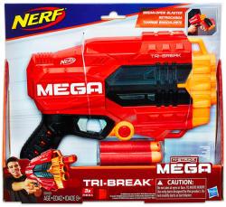 Hasbro NERF N-Strike Mega Tri-Break szivacslövő fegyver