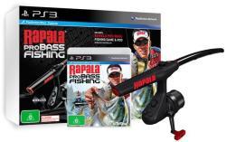 Activision Rapala Pro Bass Fishing [ROD Bundle] (PS3)
