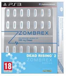 Capcom Dead Rising 2 [Zombrex Steel Edition] (PS3)