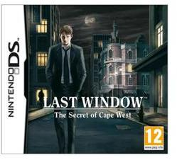 Nintendo Last Window The Secret of Cape West (Nintendo DS)