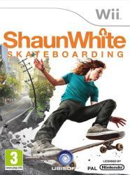 Ubisoft Shaun White Skateboarding (Wii)