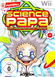 Activision Science Papa (Wii)