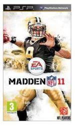 Electronic Arts Madden NFL 11 (PSP)
