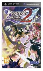 SEGA Phantasy Star 2. (PSP)