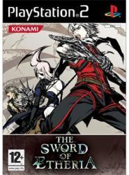 Konami The Sword of Etheria (PS2)