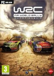 Black Bean WRC FIA World Rally Championship (PC)