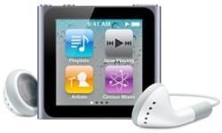 Apple iPod nano 8GB 6. gen