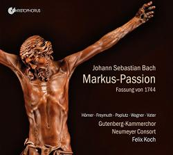 Bach, J. S Markus-passion - facethemusic - 8 990 Ft