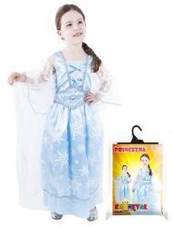 Rappa Tél hercegnő kék S méret
