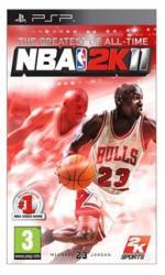 2K Games NBA 2K11 (PSP)